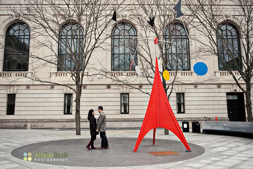 Yale Sculpture