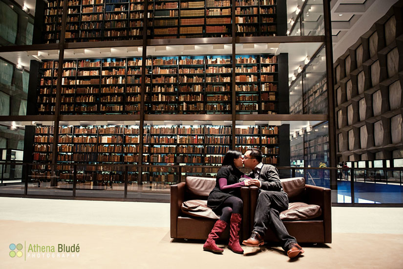 Yale Library Interior 2