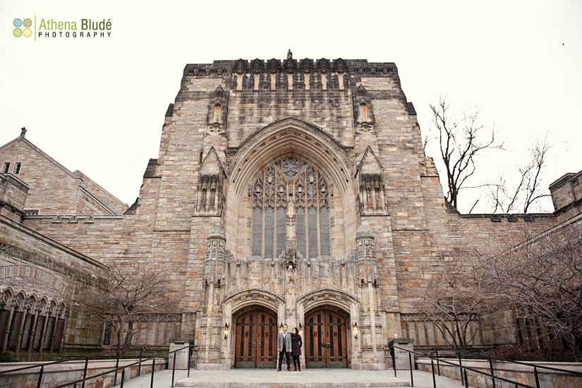 Yale New Haven Church