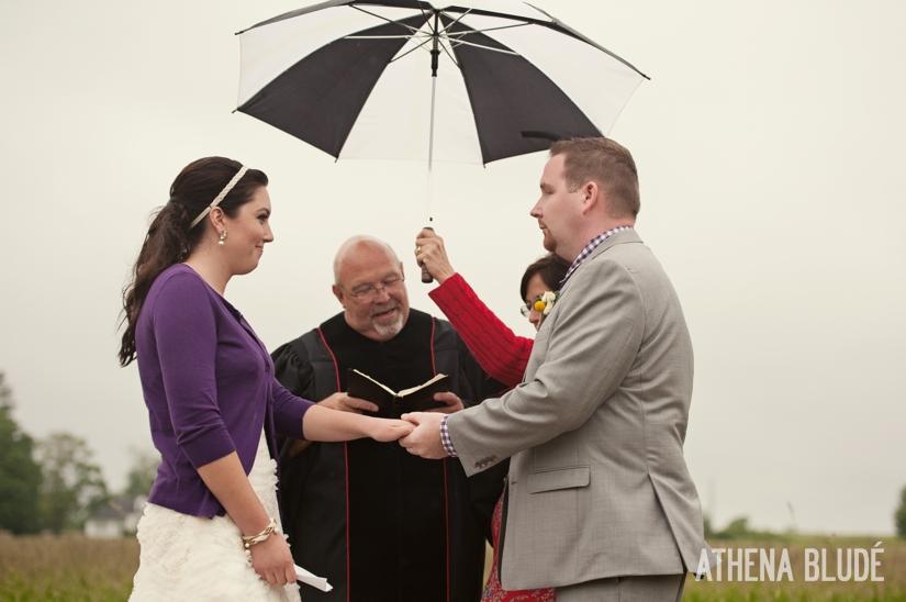 Wedding Ceremony - Rings