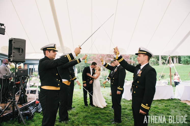 Wedding Sword Arch
