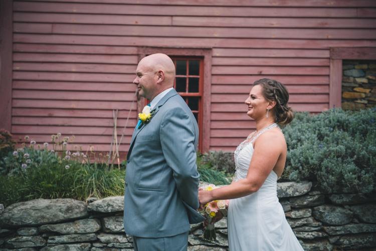 Milford yacht club wedding